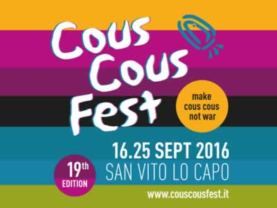 Cous Cous Fest 2016 a San Vito lo Capo
