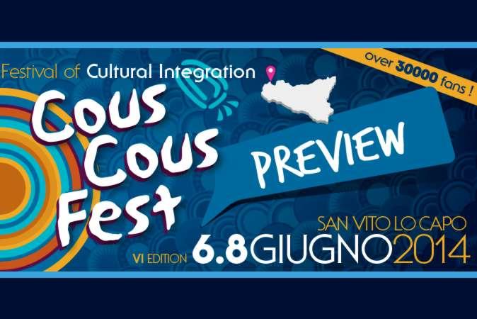 Cous Cous Preview: antipasti di couscous a San Vito lo Capo
