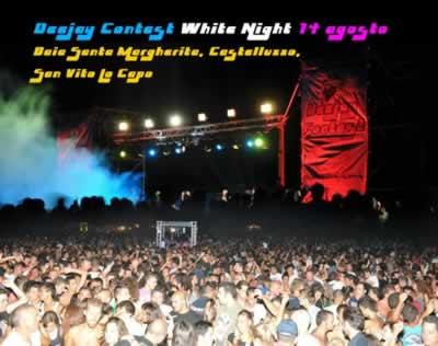 DJ Contest in San Vito lo Capo