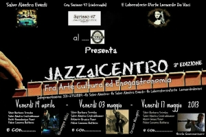 On April 19, three events Sicilian embellished with stars of jazz. Al Molino Excelsior