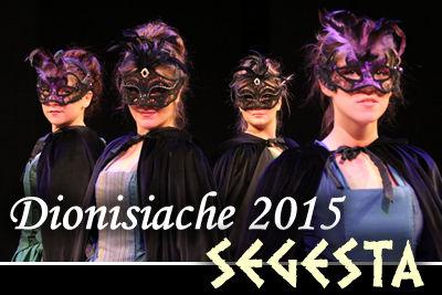 Dionisiache - Segesta Festival 2015