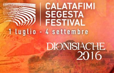 Dionisiache 2016 a Segesta