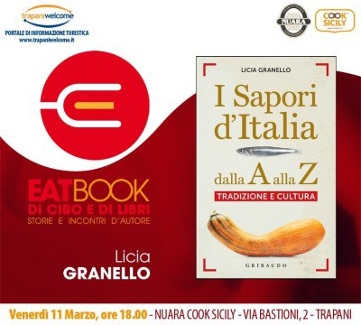 Licia Granello at Eat book