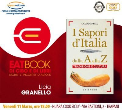 Eat book: Licia Granello