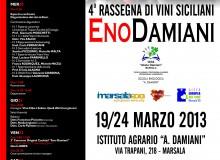 Enodamiani - Sicilian wines Marsala