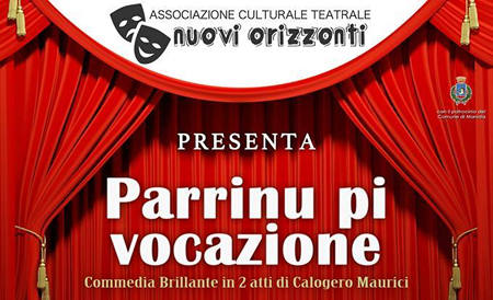 Hilarious comedy at the Empire Theatre of Marsala: staged Parrinu pi vocazione
