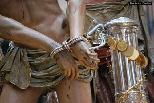 Esposizione della Sacra Colonna