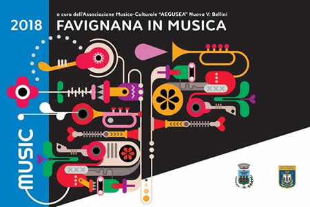 2018 Music in Favignana