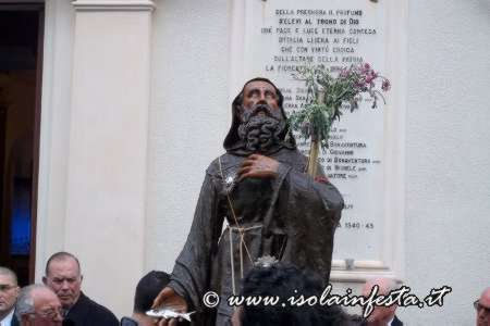 Feast of S. Joseph in Marettimo