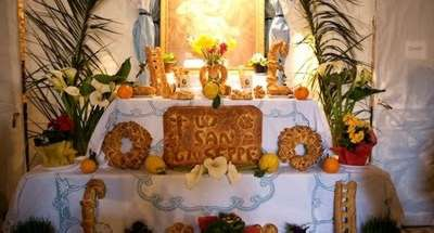 Feast of St. Joseph in Marettimo. Tradition and folklore
