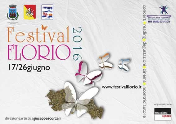 Festival Florio 2016 Favignana