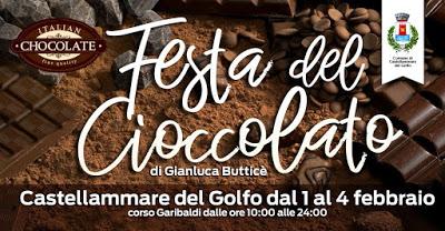 Chocolate Festival in Castellammare del Golfo