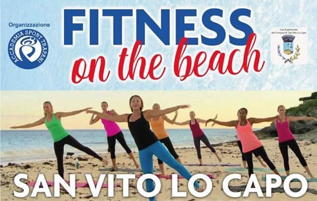 Fitness on the beach a San Vito lo Capo
