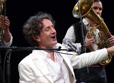 Goran Bregovic a San Vito lo Capo