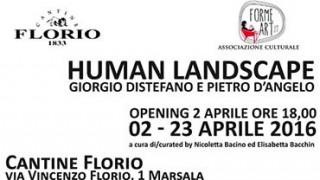Human Landscape alle Cantine Florio di Marsala
