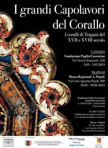 I grandi capolavori del Corallo al Museo Pepoli a Trapani