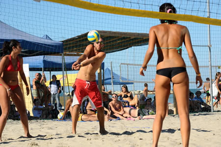 Il Beach Volley a San Vito lo Capo