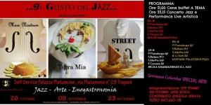 Il Gusto del Jazz a Trapani