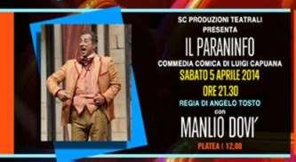 Il Paraninfo con Manlio Dovì a Marsala