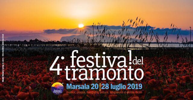 The sunset festival in Marsala
