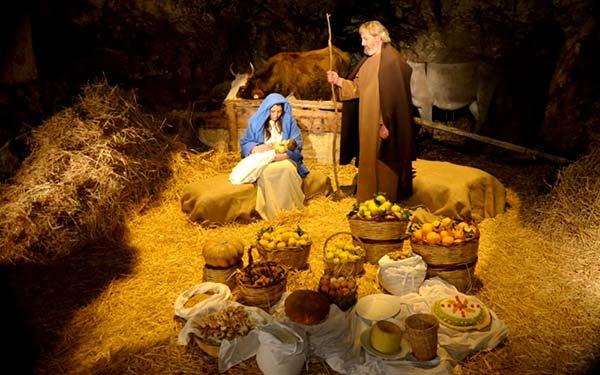 The Living Crib of Custonaci - Christmas 2017