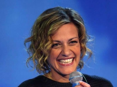 Irene Grandi will perform in San Vito lo Capo