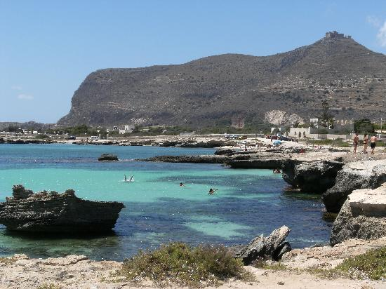 Favignana Island. Beach and relax for your holiday