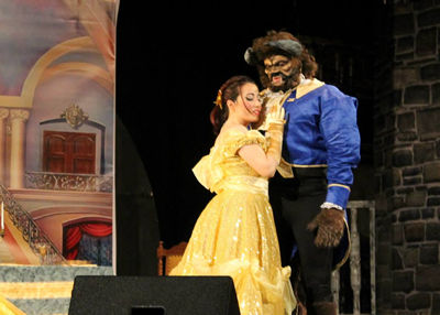The beauty and the beast in Trapani