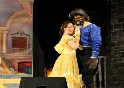 La Bella e la Bestia a Trapani