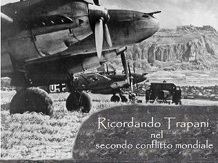 World War II revived in Trapani