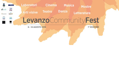 Levanzo Community Fest 2016