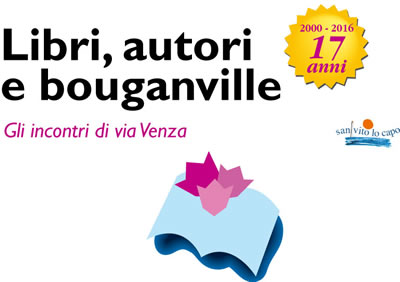 Libri, autori e Buganvillee a San Vito lo Capo