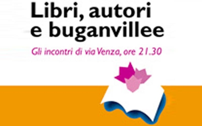 2015 Books, authors and bougainville in San Vito lo Capo