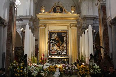 Madre Pietà dei Massari
