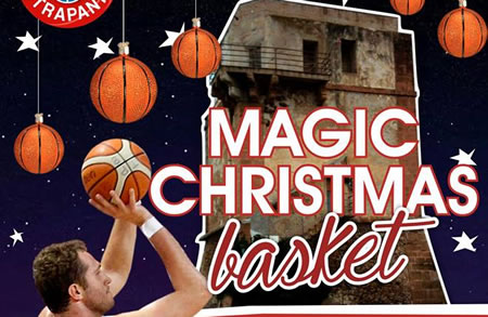 Magic Christmas Basket in Marausa
