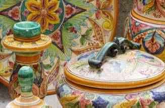 Majolica revealed after fifty years of neglect,  the exhibition is underway and will conclude on May