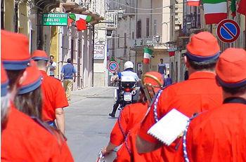 Manifestazioni Garibaldine 2015 a Marsala