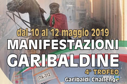 Garibaldi Marsala Events in 2019