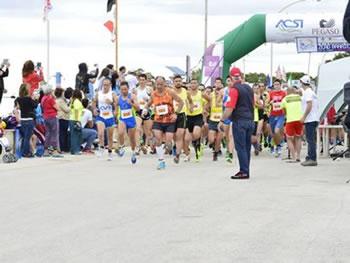 2018 zero barriers marathon in San Vito lo Capo