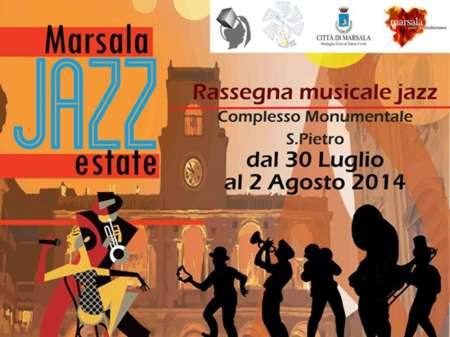 2014 Marsala Summer Jazz - 4 good music nights in Marsala