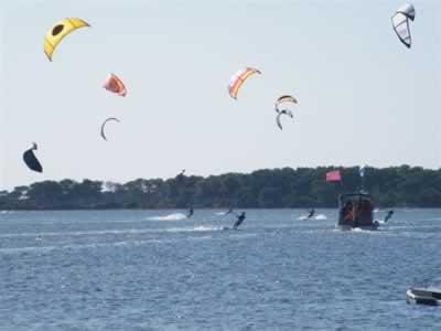 Marsala tappa del campionato mondiale di kitesurf