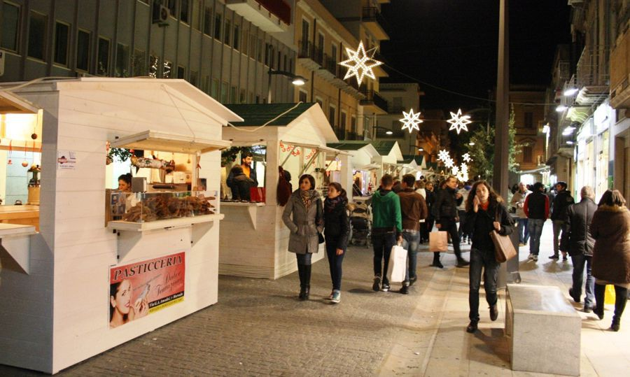 Christmas Markets in Marsala