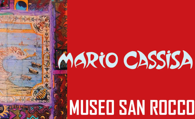 Exhibition of Mario Cassisa in Trapani