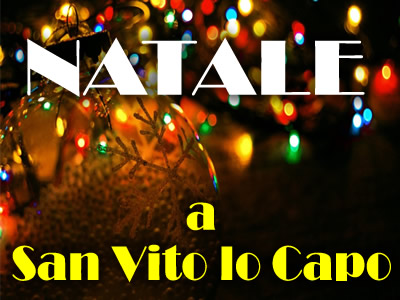 2015 Christmas in San Vito lo Capo