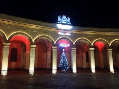 Natale a´ chiazza Trapani 2017