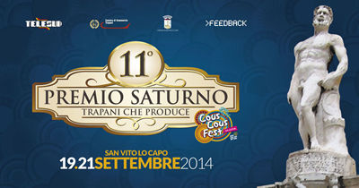 Special guests at the Premio Saturno in San Vito lo Capo - Trapani which produces
