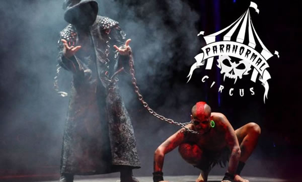 Paranormal Circus in Trapani