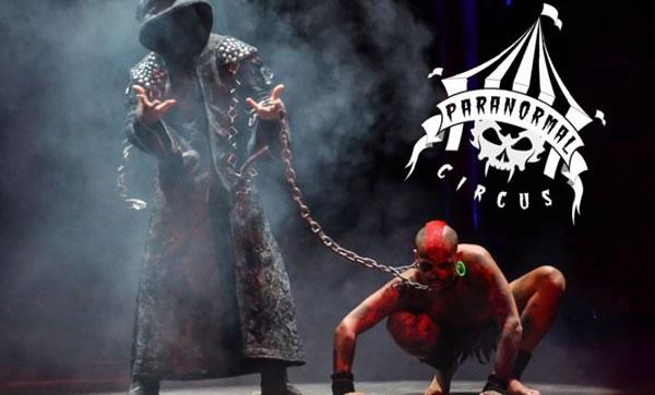 Paranormal Circus a Trapani