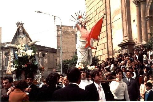 Per la domenica di Pasqua la Festa dell'Aurora a Castelvetrano