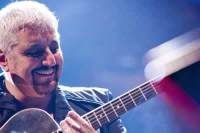 Pino Daniele will perform in San Vito lo Capo